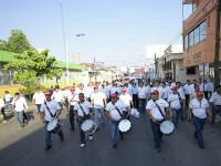 Conmemoran autoridades y obreros el Día del Trabajo