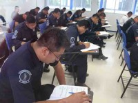 Evalúa SSP a policías  para su promoción en el servicio público