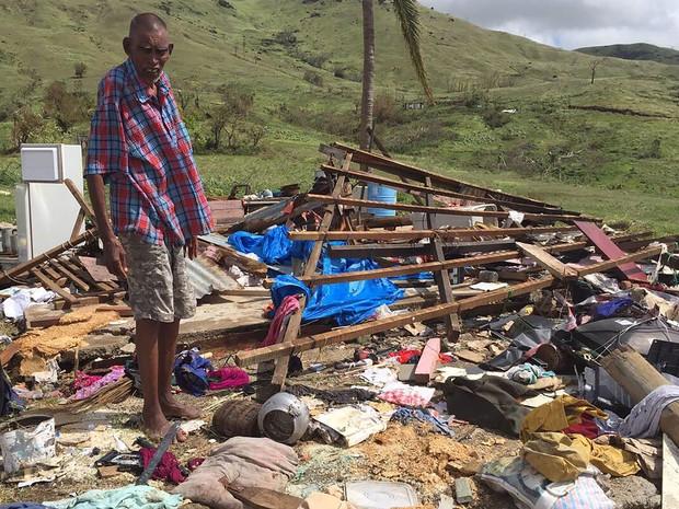 Golpea ciclón a Somalia