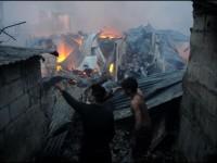 Incendio en Sudáfrica