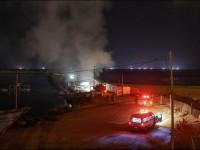 Israel bombardea el puerto de Gaza