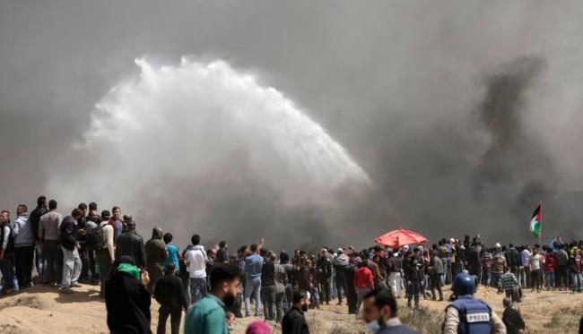 ¡Arde Gaza!