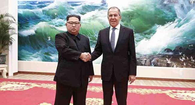 Rusia y Norcorea se unen contra EU