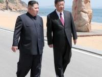 Kim Jong realiza otra visita a China