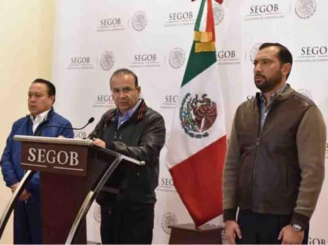 Condena Gobierno Federal  violencia contra candidatos