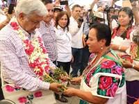 Pide AMLO a veracruzanos no  ser el 'hazmerreír' de México