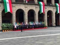 Recibe EPN cartas credenciales  de 18 nuevos embajadores