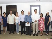 Alfonso Valdivia, nuevo consejero ciudadano de radio y TV  UJAT