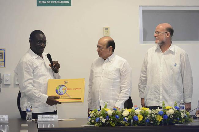tlas de Riesgo de Tabasco será modelo para Uganda