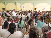 Orden y progreso  en Huimanguillo