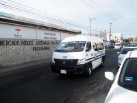 Piden transportistas portar publicidad en  las unidades: Franco
