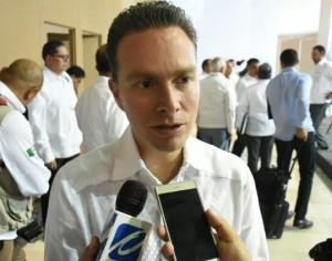 Impulsarán las ZEE el desarrollo de estados del Sureste: Velasco