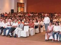 Presenta Mier y Terán  programa de gobierno  para salvar Centro