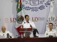 Llama Peña a gobernadores a  sumarse más allá de lo electoral