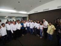 Activos del PRI y PT  abandonan a Morena