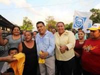 La chontalpa votará   a favor de Rafael Acosta