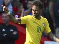 Neymar regresa con golazo!