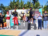 Realizan Primera Carrera  de Motos Acuáticas 2018