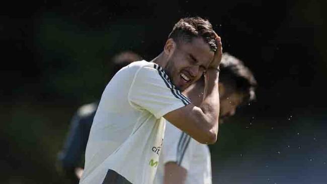 ¡Diego Reyes se  pierde el mundial!