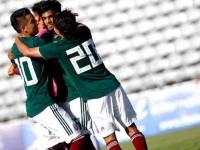 México Sub-21 a 'semis' en Toulon