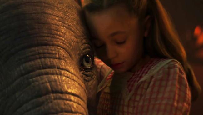 "Sale el primer  avance del ""Dumbo"""