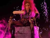 Shakira reanudó su gira