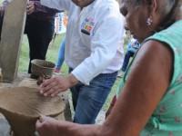 Consolida Ricki Arcos candidatura  con propuestas viables y factibles