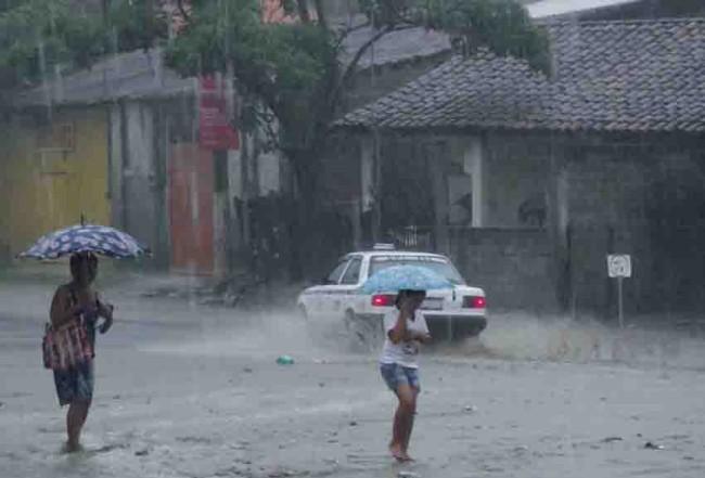 Prevé el SMN fuertes  lluvias para la entidad