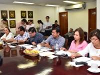 Dan entrada a propuestas en  materia territorial, penal y social
