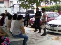 Acuerdan estrategias para combatir la delincuencia