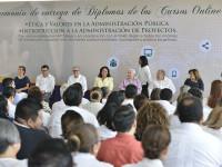 Profesionalización eleva la calidad del servicio público