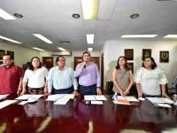 Recibe Comisión lista de aspirantes al Consejo Consultivo de la CEDH
