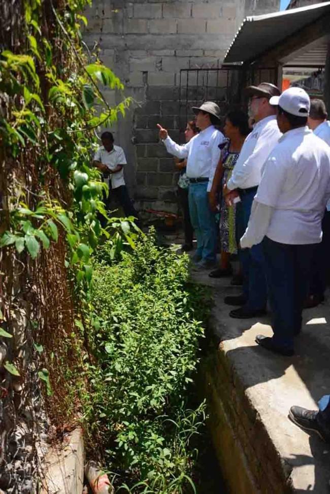 Anuncia Evaristo Hernández  que acabará con inundaciones