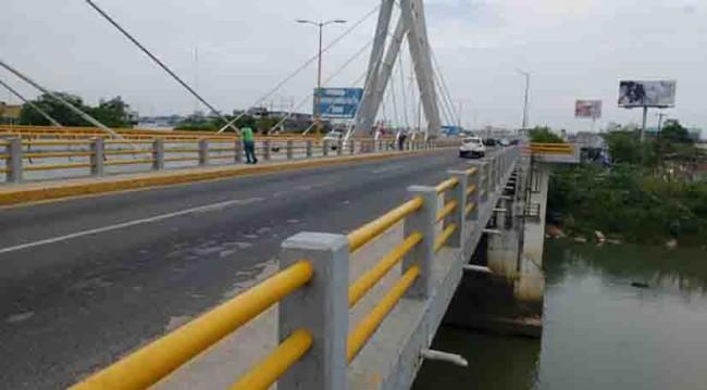 Inicia rehabilitación del Puente Grijalva 1
