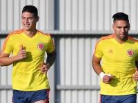 Colombia y Senegal por su pase a Octavos