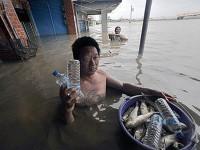 Las lluvias causan estragos en Taiwán