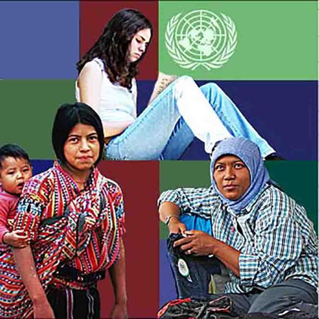 Violencia de género es problema histórico: ONU