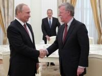 Putin recibe al asesor de Trump