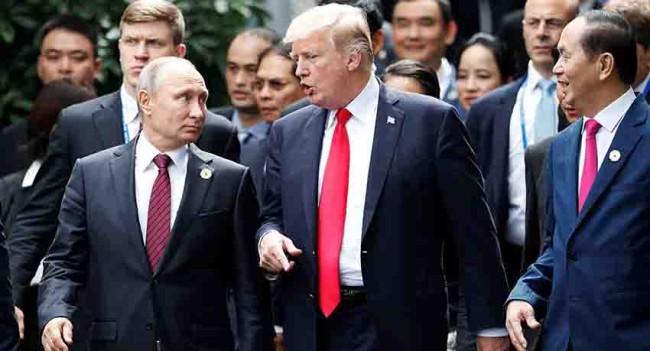 Putin quiere una Cumbre con Trump