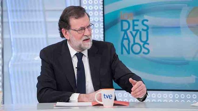 Mariano Rajoy deja liderazgo del partido