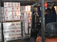 Envía la Cruz Roja ayuda  humanitaria a Guatemala