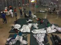 Están en albergue de EU  tres niños mexicanos