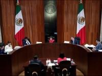 Ratifica TEPJF candidaturas  de Gómez Urrutia y Mancera