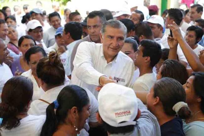 Morena será gobierno  en México y Tabasco