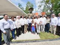 Conmemoran Encuentro de dos Mundos en Tabasco