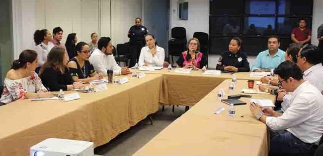 Iniciativa fortalecerá  protección a mujeres