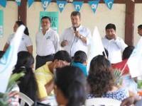 PETAB dará empleo a los jóvenes : Manuel Paz
