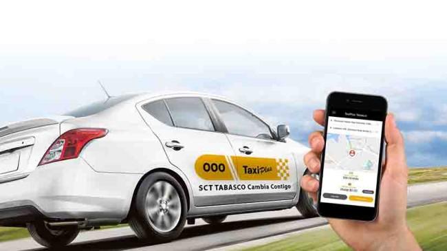 Reforzarán supervisión  de Taxis Plus en Tabasco