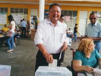 Armando y Rafael se dicen  ganadores de Cárdenas