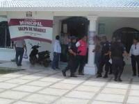 Detectan irregularidades en casillas de Jalpa de Méndez